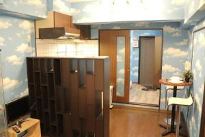 Jin Apartment in Osaka 406, Ferienwohnungen  Osaka - big - 10