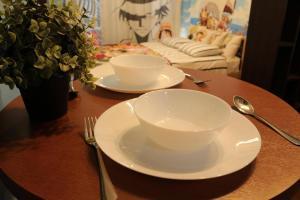 Jin Apartment in Osaka 406, Ferienwohnungen  Osaka - big - 3