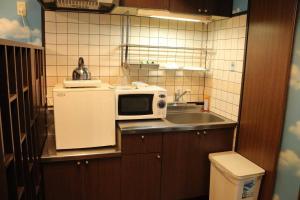 Jin Apartment in Osaka 406, Ferienwohnungen  Osaka - big - 4