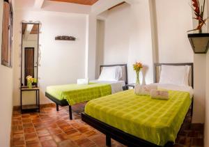 Hotel Villa Del Socorro, Отели  Socorro - big - 8