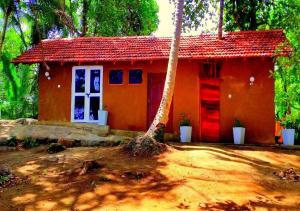 Mereiyans vil Eco Cottage, Vily  Wawinna - big - 27