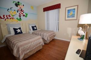 3117 Sun Lake 3 Bedroom Condo, Prázdninové domy  Orlando - big - 10