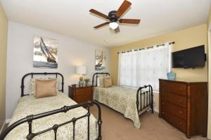 7825 Windsor Hills Resort 6 Bedroom Villa, Ville  Orlando - big - 17