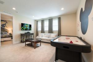 7653 The Encore Club Resort 6 Bedroom Villa, Ville  Orlando - big - 13