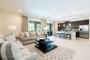 471 The Encore Club Resort 5 Bedroom Villa, Ville  Orlando - big - 21