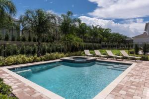 7653 The Encore Club Resort 6 Bedroom Villa, Ville  Orlando - big - 22