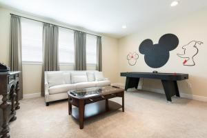 7653 The Encore Club Resort 6 Bedroom Villa, Ville  Orlando - big - 17