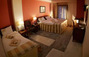 Hotel Rodovoli, Szállodák  Kónica - big - 33