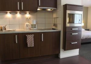 Appartementen Bad Boekelo, Apartments  Enschede - big - 15