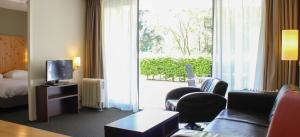 Appartementen Bad Boekelo, Apartments  Enschede - big - 17