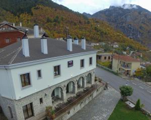 Hotel Rodovoli, Szállodák  Kónica - big - 65