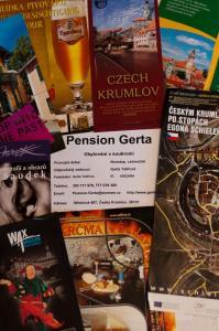 Penzion Gerta, Pensionen  Český Krumlov - big - 27