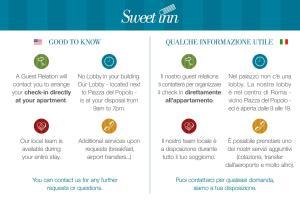 Sweet Inn Apartments San Cosimato, Ferienwohnungen  Rom - big - 23