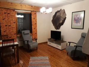 Kuukkeli Cottage, Holiday homes  Ivalo - big - 3