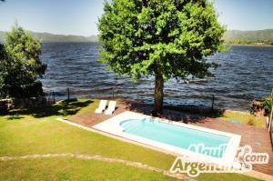 Casa del Lago, Ferienhäuser  Villa Carlos Paz - big - 12