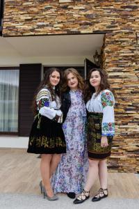 Pensiunea Madalina, Гостевые дома  Путна - big - 22