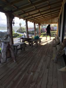 Ocean front artist loft, Holiday homes  Hanga Roa - big - 1