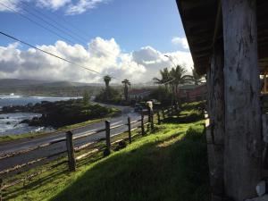 Ocean front artist loft, Holiday homes  Hanga Roa - big - 6