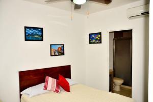 Departamento en Real Ibiza, Apartmány  Playa del Carmen - big - 4