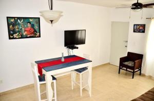 Departamento en Real Ibiza, Apartmány  Playa del Carmen - big - 6