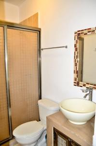 Departamento en Real Ibiza, Apartmány  Playa del Carmen - big - 10