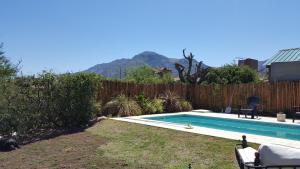 Apart Cabaña La Unica, Лоджи  Capilla del Monte - big - 15