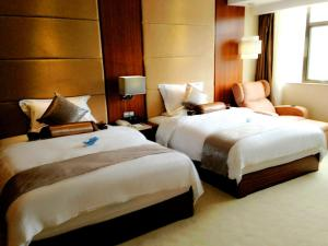 Review Hui Zhou Heng Yuan Holiday Hotel