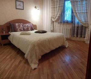 Four-room apartment near metro station Victory Square, Apartmanok  Minszk - big - 8
