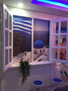 Santorini Concept Resort, Case vacanze  Kampar - big - 4