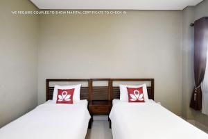 ZEN Rooms Ambarukmo Plaza Syariah, Hotels  Yogyakarta - big - 3