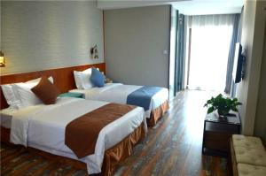 Mantaihu Four Season Guesthouse Suzhou Waipoqiao, Penziony  Suzhou - big - 8