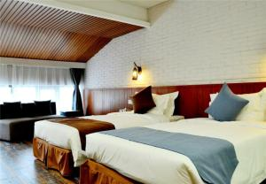 Mantaihu Four Season Guesthouse Suzhou Waipoqiao, Penziony  Suzhou - big - 7