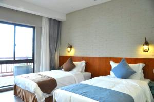 Mantaihu Four Season Guesthouse Suzhou Waipoqiao, Penziony  Suzhou - big - 3