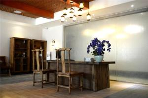 Mantaihu Four Season Guesthouse Suzhou Waipoqiao, Penziony  Suzhou - big - 5