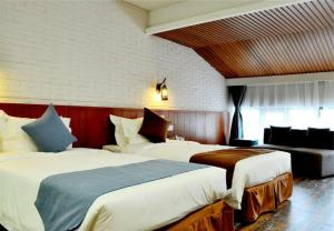 Mantaihu Four Season Guesthouse Suzhou Waipoqiao, Penziony  Suzhou - big - 9