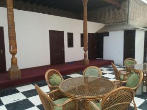 Hotel Raddus Jss, Отели  Ташкент - big - 29