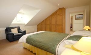 Honeysuckle Lodge, Дома для отпуска  Клифден - big - 24