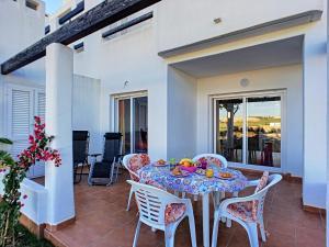 Las Terrazas - Andrea, Apartments  Roldán - big - 12