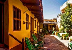 Hostal Casa Ayala in the heart of Trinidad