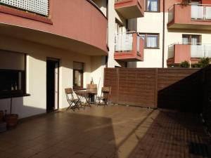 Apartament Wysoka