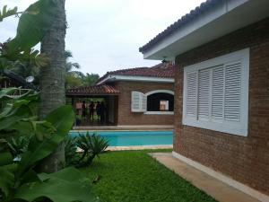 Casa com Piscina Ubatuba