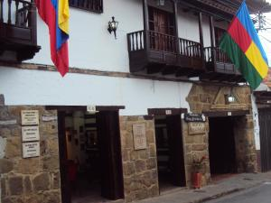 Hotel Colonial Socorro, Hotely  Socorro - big - 37
