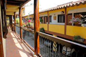 Hotel Colonial Socorro, Hotely  Socorro - big - 22