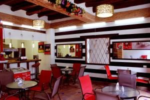 Hotel Colonial Socorro, Hotely  Socorro - big - 21