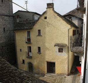 Casa Giubbini 2 - Apartment - Intragna
