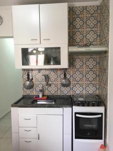 Flat - Santa Cecília, Apartmanok  São Paulo - big - 1
