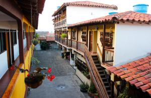 Hotel Colonial Socorro, Hotely  Socorro - big - 42