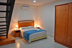 Villa Guiseppe, Apartmány  Asuncion - big - 14