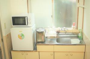 Resident Flat Nakakoshima 201, Ferienwohnungen  Nagasaki - big - 27