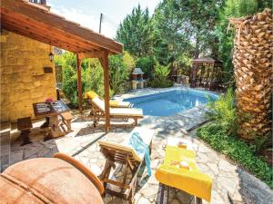 Three Bedroom Holiday Home in Miliou Paphos
